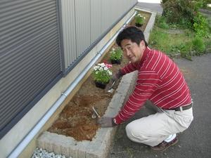 こんにちは、園芸社長です(^-^)